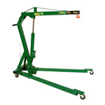 Mobile Floor Crane and Accessories